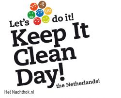 Keep it Clean Day Harderwijk #sluitjeaan